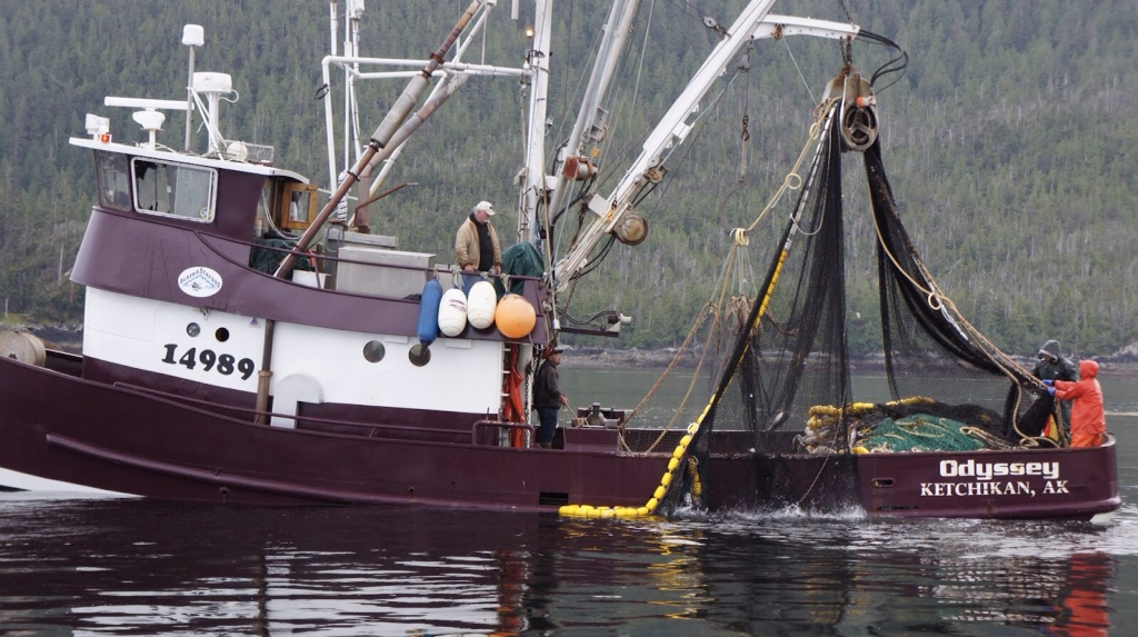 Commercial Fishing Photo Of The Day | F/V Odyssey | Summer 2012
