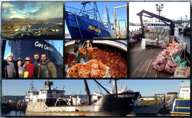 Dutch Harbor Update | King Crab Season 2013