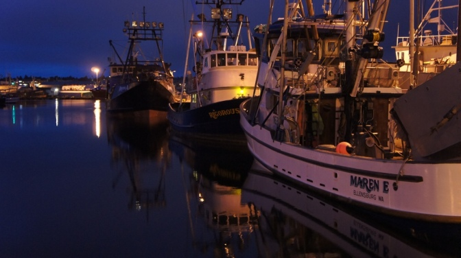 Commercial Fishing Photo Of The Day | F/V Maren E | Fall 2013