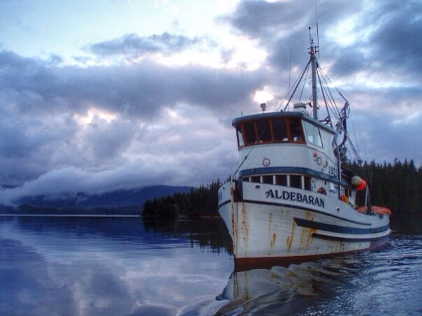 Commercial Fishing Photo Of The Day | F/V Aldebaran