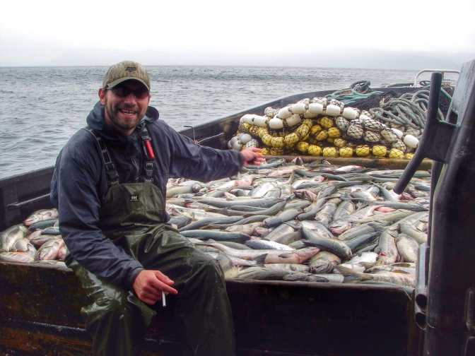 Commercial Fishing Photo Of The Day | Deckload O Chum