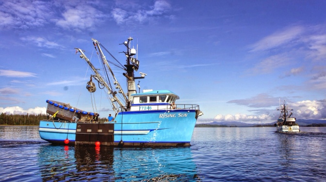 Commercial Fishing Photo Of The Day | F/V Rising Sun