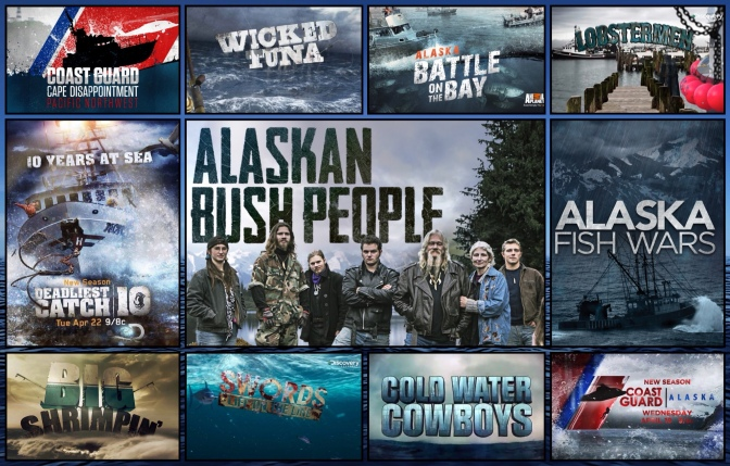 Alaska Reality Wars | Selling Out Our High Seas And Distant Shores.