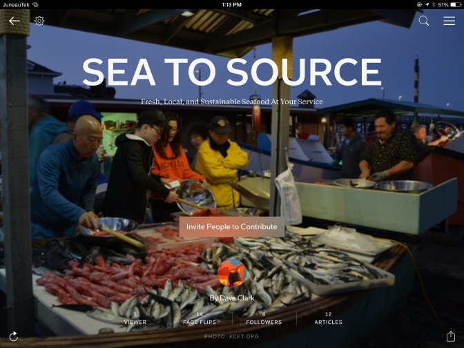 Sea To Source | Ventura Harbor Fish Market