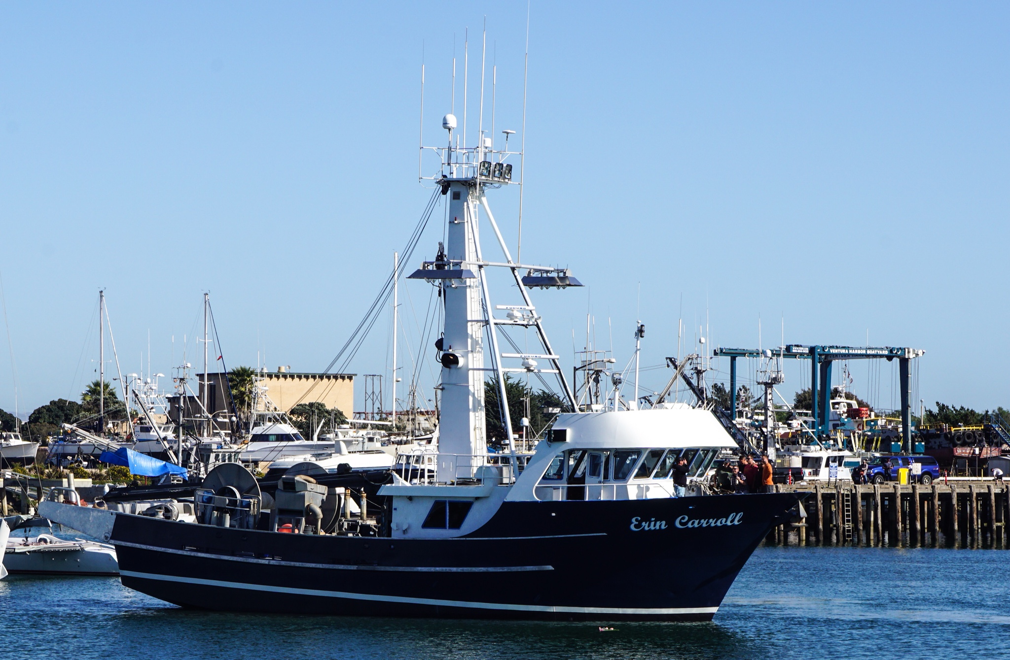 Commercial fishing photo of the day f v erin carroll for What is commercial fishing