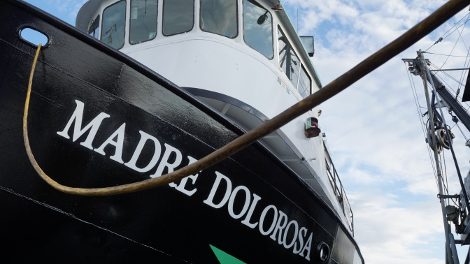 Commercial Fishing Photo Of The Day | F/V Madre Dolorosa